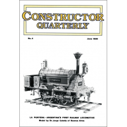 Constructor Quarterly Issue No. 4