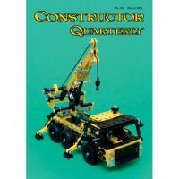 CONSTRUCTOR QUARTERLY ISSUE NO. 103