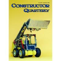 CONSTRUCTOR QUARTERLY ISSUE NO. 105