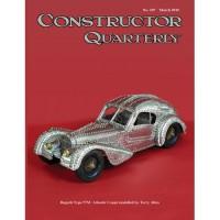 CONSTRUCTOR QUARTERLY ISSUE NO. 107
