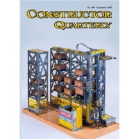 CONSTRUCTOR QUARTERLY ISSUE NO. 109