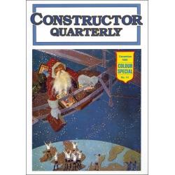 Constructor Quarterly Issue No. 10