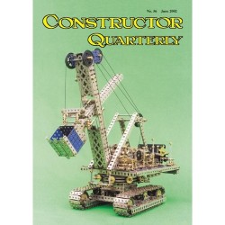 CONSTRUCTOR QUARTERLY ISSUE NO. 56