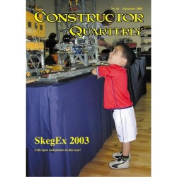 CONSTRUCTOR QUARTERLY ISSUE NO. 61
