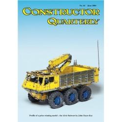 CONSTRUCTOR QUARTERLY ISSUE NO. 64