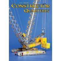 CONSTRUCTOR QUARTERLY ISSUE NO. 91