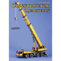 CONSTRUCTOR QUARTERLY ISSUE NO. 93