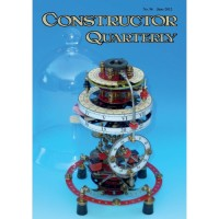 CONSTRUCTOR QUARTERLY ISSUE NO. 96