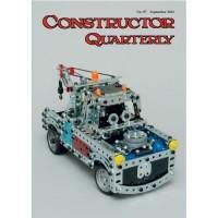 CONSTRUCTOR QUARTERLY ISSUE NO. 97