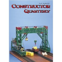 CONSTRUCTOR QUARTERLY ISSUE NO. 98