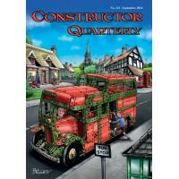 CONSTRUCTOR QUARTERLY ISSUE NO. 113
