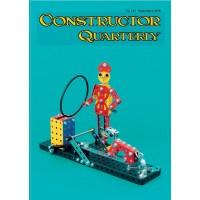CONSTRUCTOR QUARTERLY ISSUE NO. 121