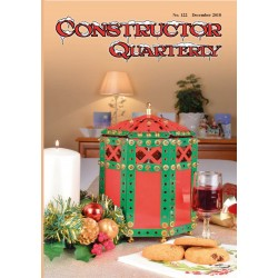 CONSTRUCTOR QUARTERLY ISSUE NO. 122