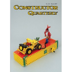 CONSTRUCTOR QUARTERLY ISSUE NO. 123