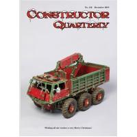 CONSTRUCTOR QUARTERLY ISSUE NO. 126