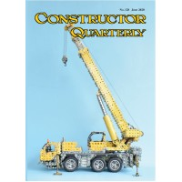 CONSTRUCTOR QUARTERLY ISSUE NO. 128