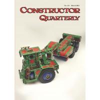 CONSTRUCTOR QUARTERLY ISSUE NO. 131