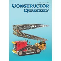 CONSTRUCTOR QUARTERLY ISSUE NO. 133