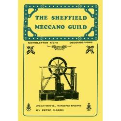Sheffield Meccano Guild Issue No. 12