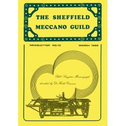 Sheffield Meccano Guild Issue No. 13
