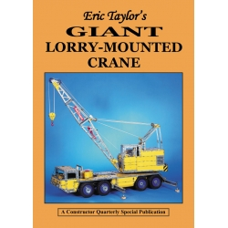 Giant Lorry Mounted Crane